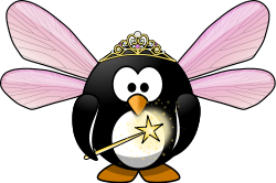 penguin fairy