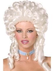 gal in wig