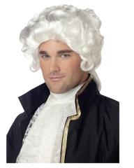 guy in wig