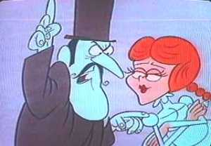 Snidely and Nell