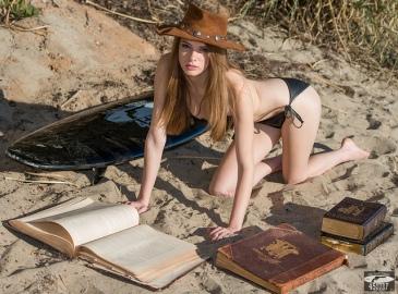 bikini beach reader