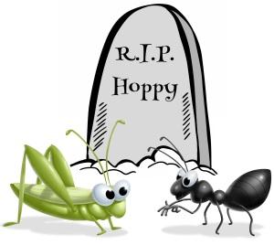 RIP Hoppy