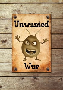 Wur unwanted