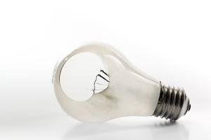 Glühbirne defekt