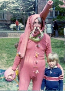 Awkward Easter narrow