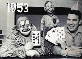 Howdy Doody TV 1953